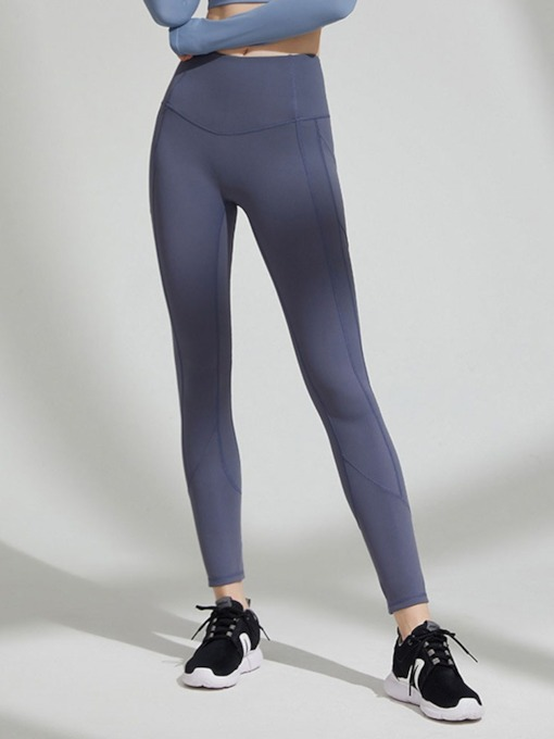 Solid Anti-Sweat Female Summer Yoga Pants