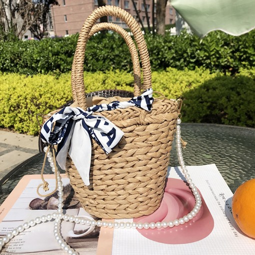 Fashion Knitted Tote Bags
