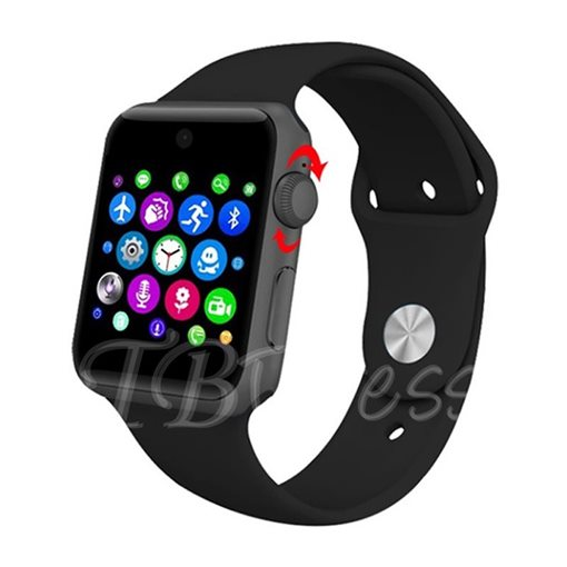 Lemfo LF07 Smart Watch HD Screen Support SIM Card for Apple Android Phones