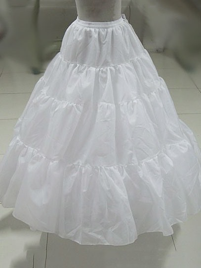 Multilayers with Steel Wire Gauze Wedding Petticoat