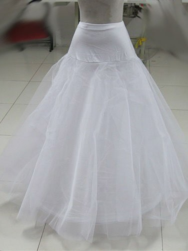 Multilayers Gauze Wedding Bridal Petticoat