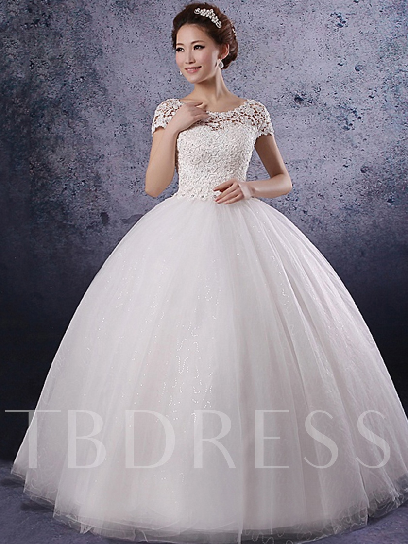Corset Bodice Wedding Dress Sold Out