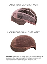 Lace Front Cap Synthetic Hair 22 Inches Wigs