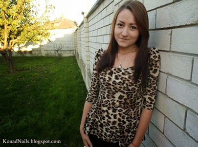 Fall in Love with Long Sleeve Leopard Blouse 3